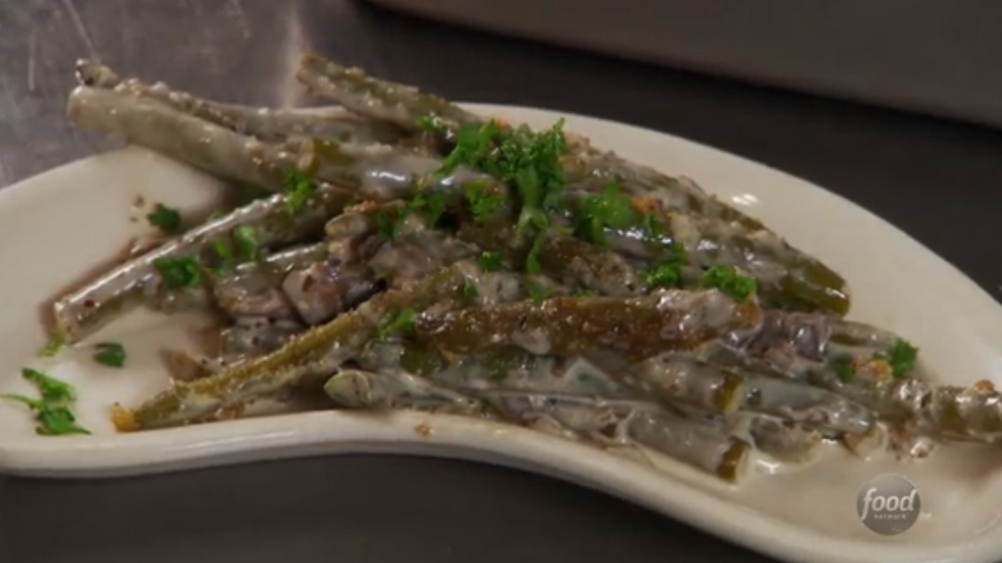 Green Bean Casserole Recipe From Diners Drive Ins And Dives Klinning Coffee Blend Food Network