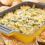 Baked Farfalle Pasta with Spinach and Artichoke/PositveHealthWellness.com