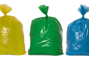 Trash bags-Dreamstime