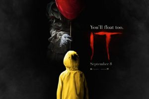 IT Movie Cover-New Line Cinemas